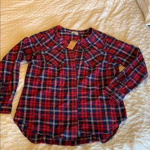 Flannel (Duluth trading co.) never been worn